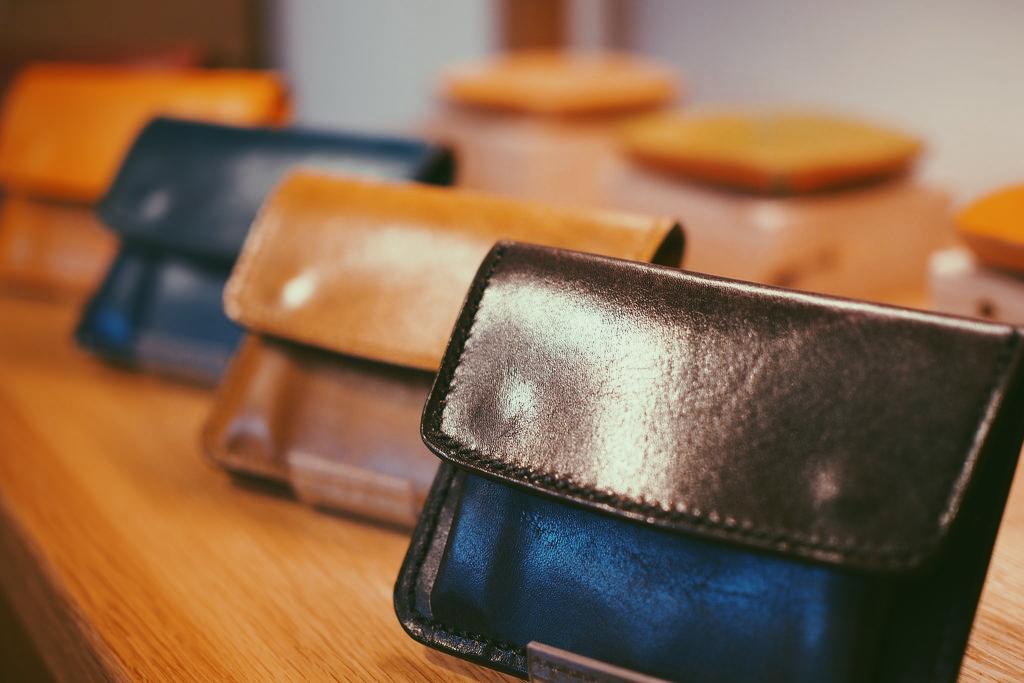 男性へのプレゼントに人気です。ポケット財布