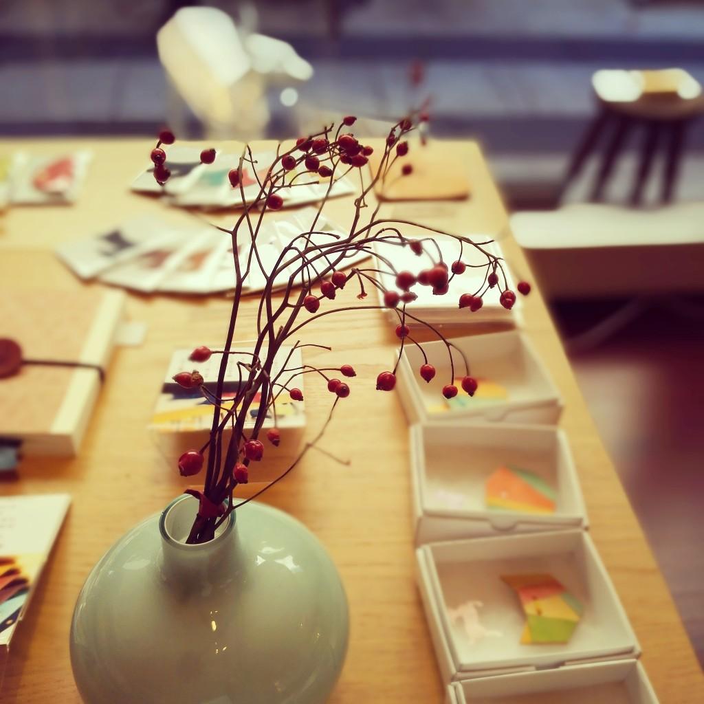 奈良 手染め革製品 ハンドメイド えみいろ。