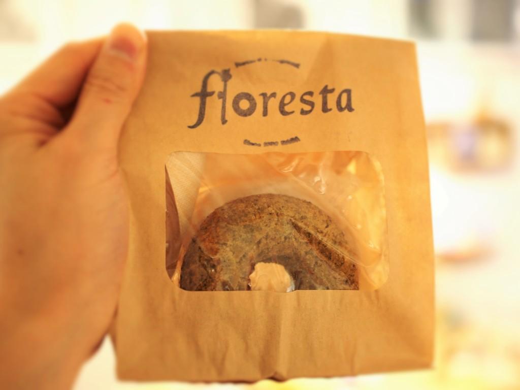 フロレスタの美味しいドーナツ