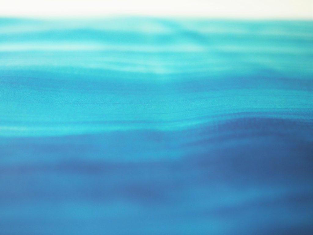 日本の青を染める